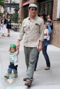 Matthew and Levi McConaughey