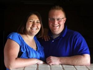 Christy Kessinger and husband Bill Clark