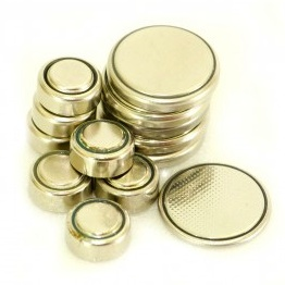 "Small ""Button"" Batteries Are A Growing Risk For Children"