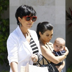Kourtney and Mason Film in LA!
