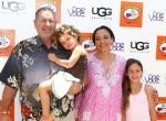 Ed O'Neill and family