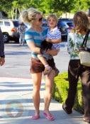 Britney Spears and Jayden James