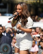 Alicia Keys Performing on GMA's Summer Concert Series