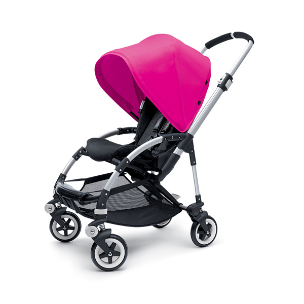 2010 bugaboo bee pink growing your baby growing your. Black Bedroom Furniture Sets. Home Design Ideas