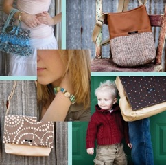 Purse-ifier Upcycled Diaper Bag: Functional and Responsible