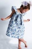 farrah bow dress