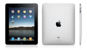 iPad Front/back