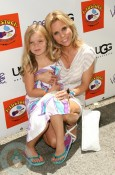 Cheryl Hines and daughter Catherine Young