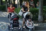 Kourtney Kardashian with son Mason Disick