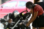 Kourtney Kardashian with son Mason Disick