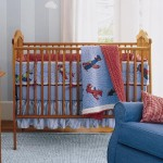 Pottery Barn Drop Side Crib
