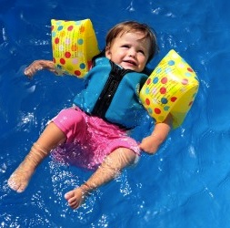 Experts Issue More Warnings About Toddlers And Pools