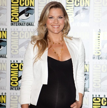 Ali Larter Talks Pregnancy and Cravings