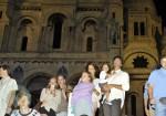 Brooke Burke, David Charvet with kids Shaya, Neriah and Sierra