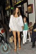 Brooke Burke and daughter Sierra