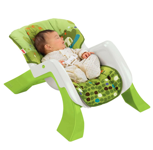 Fisher-Price Introduces The 4-in-1 EZ Bundle!