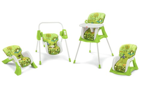 Fisher Price Introduces The 4 In 1 Ez Bundle