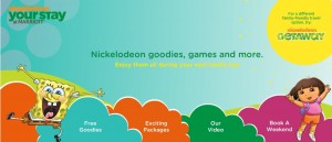 Marriott Nickelodeon Your Stay