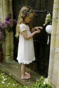 Cream Dorothy Dress