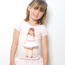 Lotty Dotty ~ Fresh new concept for women's and girl's t-shirts