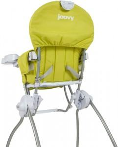 Back of Joovy Nook Highchair