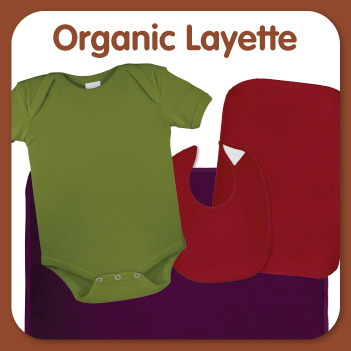 Dandelion Earth-Friendly Goods' Introduces New Layette Collection