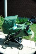 Bumbleride Flite Carry cot