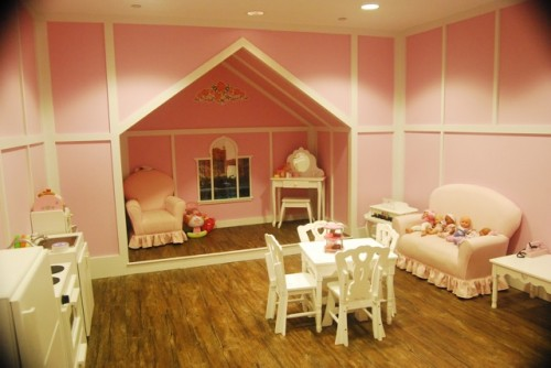 AKA princess room