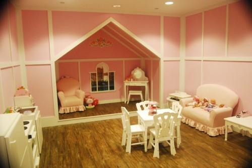 AKA princess room