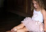 "Little Miss J ""The Heart Singlet"" T and ""Pink Flamingo"" Tu Tu"