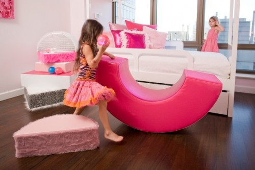 Fun furniture for girls
