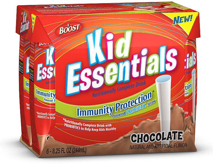 Nestle boost kid essentials