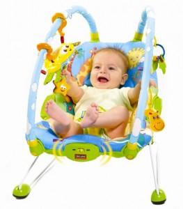 Tiny Love Gymini Bouncer w baby