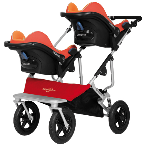 Easywalker Duo 2 infant seats