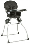 Joovy Nook Highchair (black leatherette)