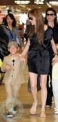 Angelina Jolie with Pax