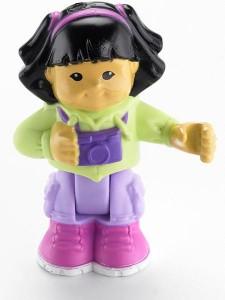 Sonya Lee figure