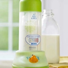 RECALL: 11,000 Williams-Sonoma Baby Bottle Warmers Due to Burn Hazard