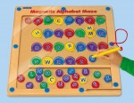 Magnetic Alphabet Board