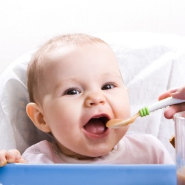 New Baby Food Includes Omega-3 And Bone Meal For Healthly Infant Development