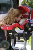 Amy Adams with daughter Aviana Olea Le Gallo