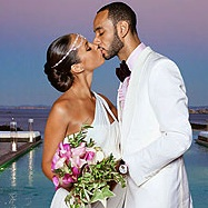 Alicia Keys Gets Married!