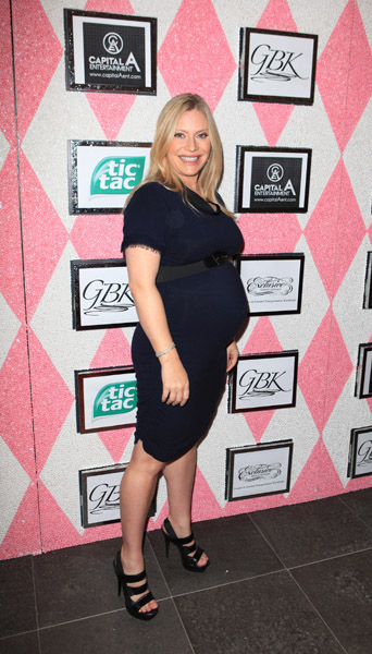 Emily Procter at Emmy's Gifting Suite