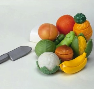Garden Fresh Play Fruits & Veggies Offer Developmental Benefits+