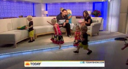 masche sextuplets on The Today Show