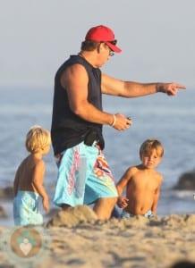 Jamie Spears with  Jayden James & Sean Preston