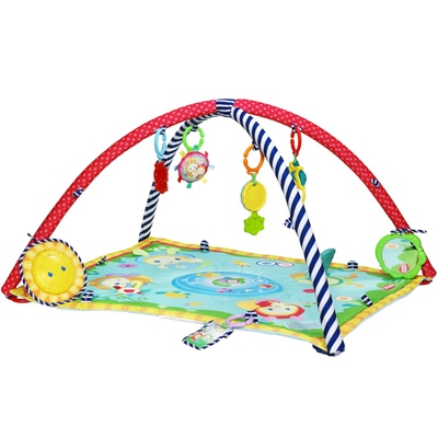 Gloworld Music & Lights Play Mat
