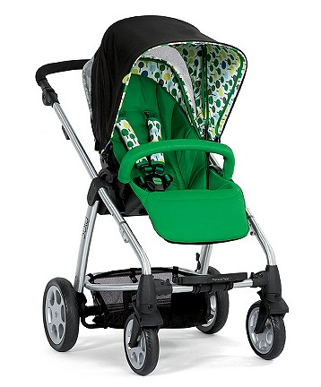 Featured Review: Mamas and Papas Sola Stroller