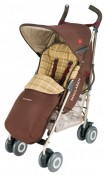Maclaren Albert Thurston Ryder Stroller - footmuff