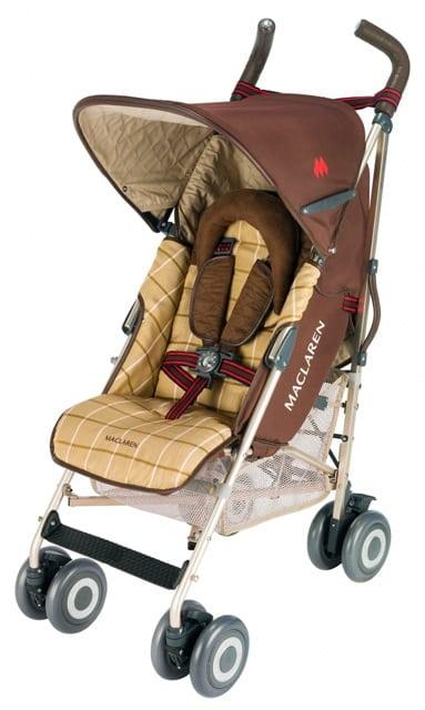 Maclaren Albert Thurston Stroller compact lightweight